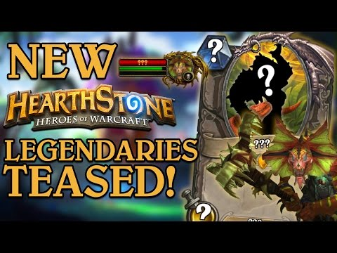 New Legendaries Teased in WoW's Un'Goro Madness Event! // Hearthstone // Journey to Un'Goro