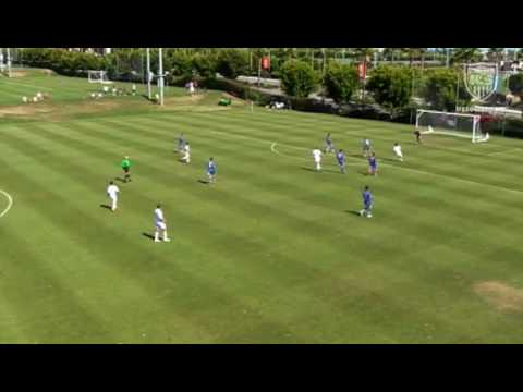 Sockers FC vs. Internationals U-15/16: Highlights - July 16, 2010