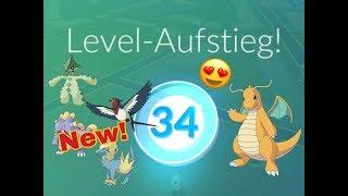 New Pokédex entries, Dragonite evolution & HITTING LEVEL 34! | Pokémon GO | P
