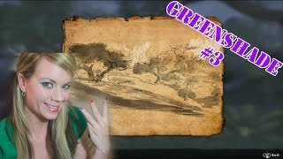 Greenshade Treasure Map 3 - The Elder Scrolls Online