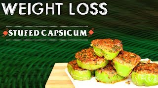 best stuffed capsicum recipe