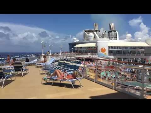 Oasis of the Seas - Full Ship Tour (2016)