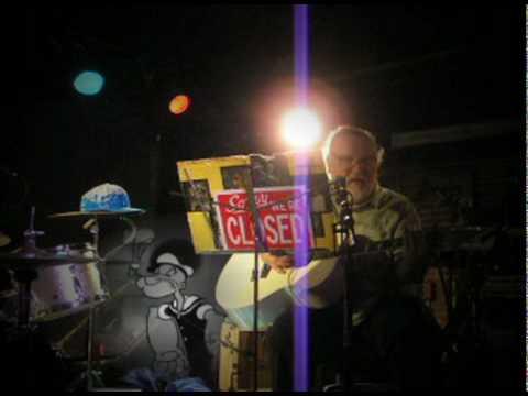 R. Stevie Moore - Popeye Song (Live 2010)