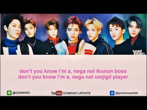 [Karaoke/Instrumental] NCT U - BOSS by GOMAWO