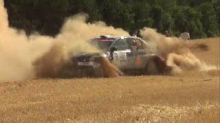 Vid�o Rallye Terre d'Auxerrois 2015