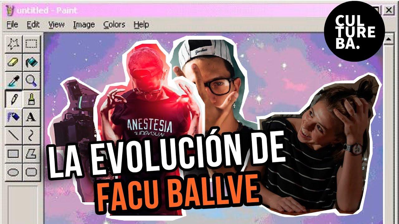 Download LA EVOLUCIÓN DE FACU BALLVE 📸 (ANESTESIA AUDIOVISUAL) 📸