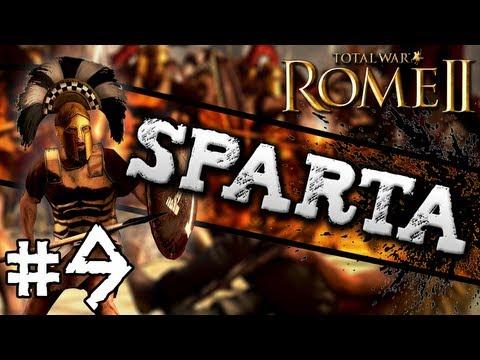 Total War: Rome II: Sparta Campaign #9 ~ Old Macedonia