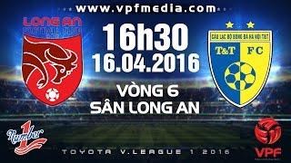 Dong Tam Long An vs TT Ha Noi full match
