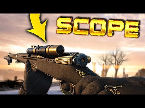NEW SCOPED ARISAKA - Battlefield 1 thumbnail