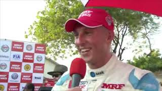 Dylan Young Podium Highlights: 2019/20 MRF Challenge