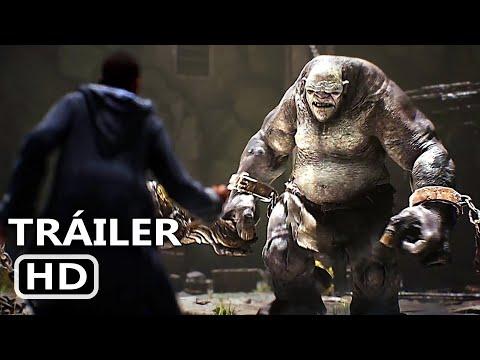 HARRY POTTER HOGWARTS LEGACY Tráiler Español Latino 4K (2021) PS5 Videojuego