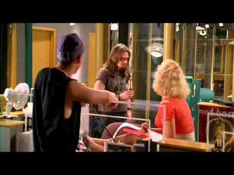 Funny scene from AIRHEADS
