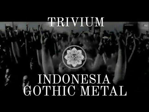 WONG LAWAS - TRIVIUM - GOTHIC METAL