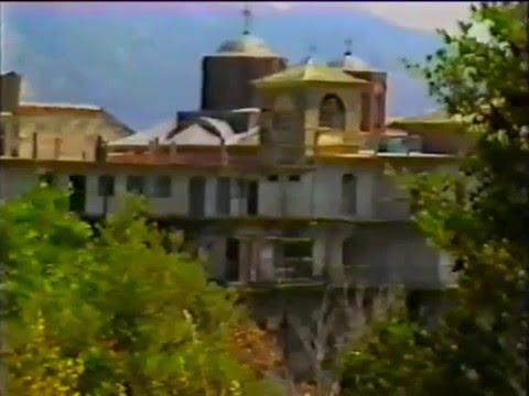 """Der heilige Berg Athos: """"Tausend Jahre wie ein Tag"""""""