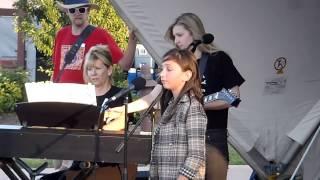 """Zoe Heiden,11, sings """"Memory"""""""