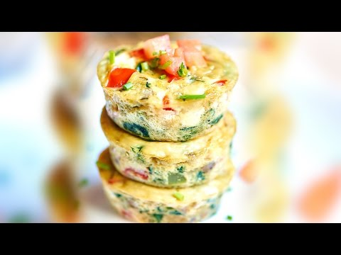 Healthy Egg Muffin Cups Recipe Show Me the Yummy Episode 15