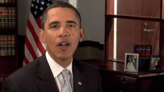 1/17/09: Your Weekly Address
