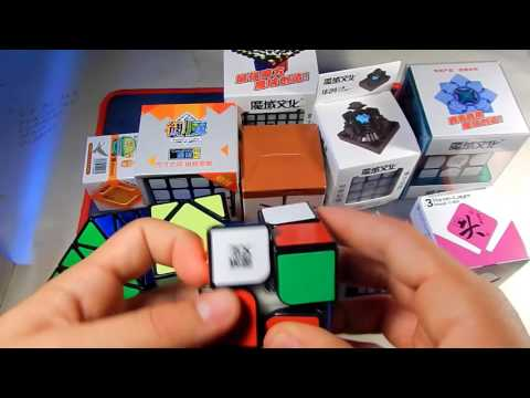 11 CUBE UNBOXING! | thecubicle.us