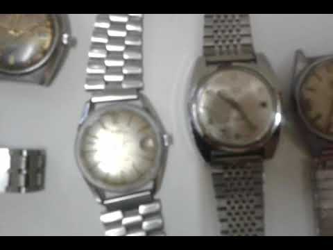 f73c63928 ساعات سويسرية قديمة واصلية ولا اروع - YouTube