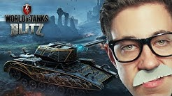 Dracula & Hellsing Panzer?! | World of Tanks BLITZ