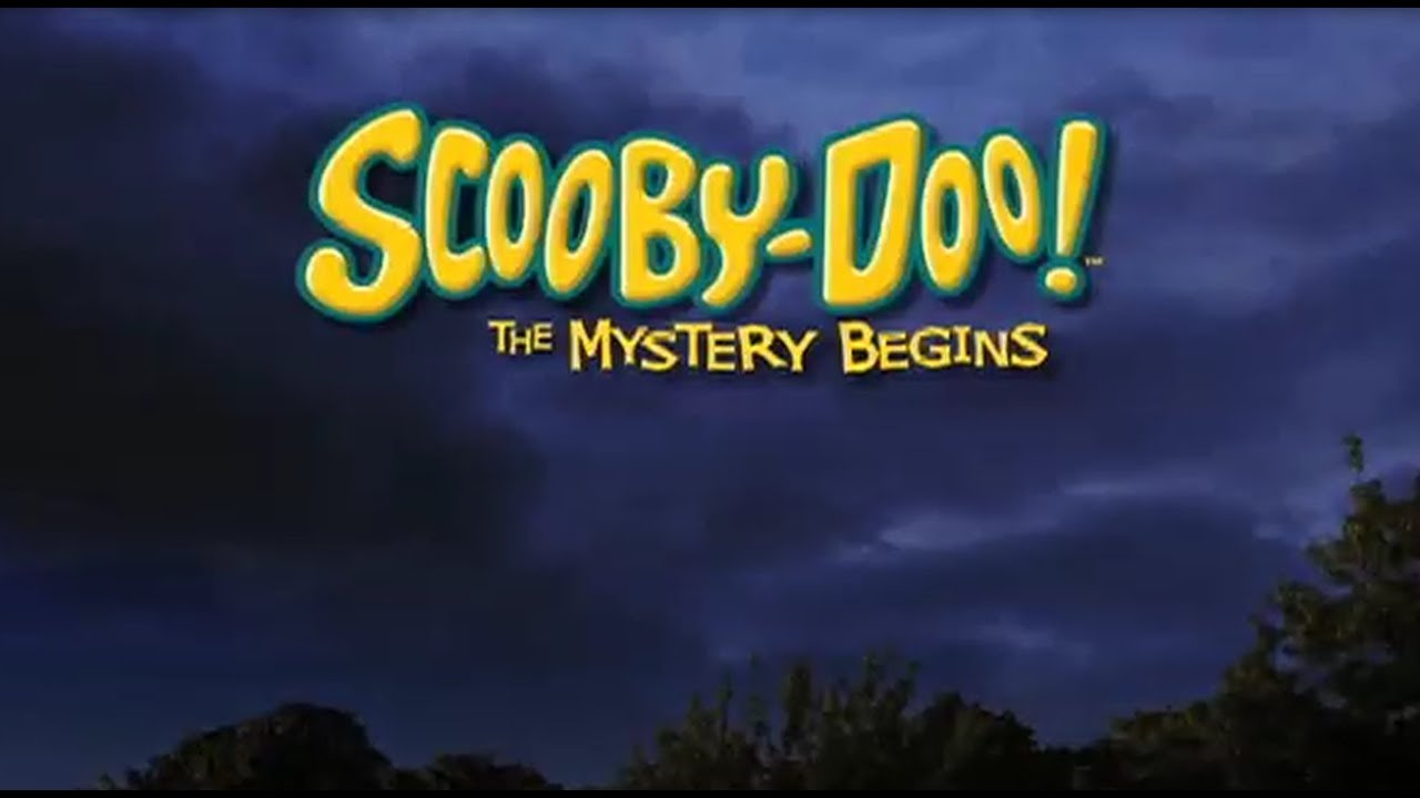 Chú Chó Scooby Doo- Scooby-Doo! The Mystery Begins