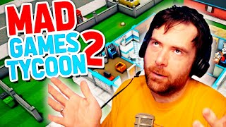 Découvertes - Mad Games Tycoon 2!