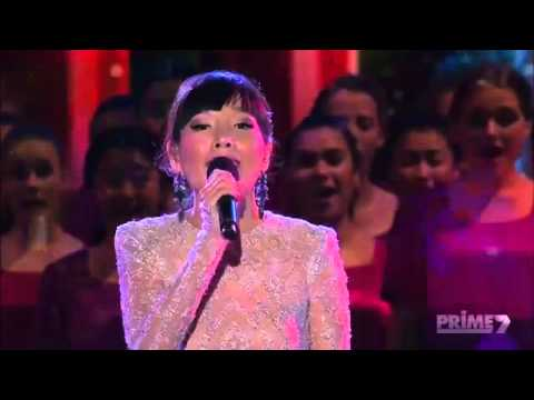 Dami Im - Away In A Manger - Carols in the Domain 2015