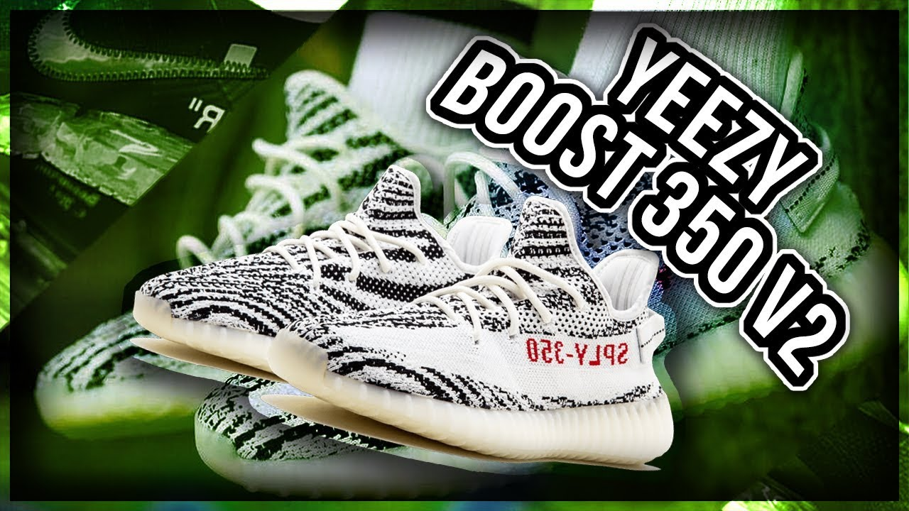 new style 1eb1e 57cef ZEBRA YEEZY BOOST 350 V2 REVIEW (DHGATE, iOFFER, TAOBAO) *HIGH QUALITY*
