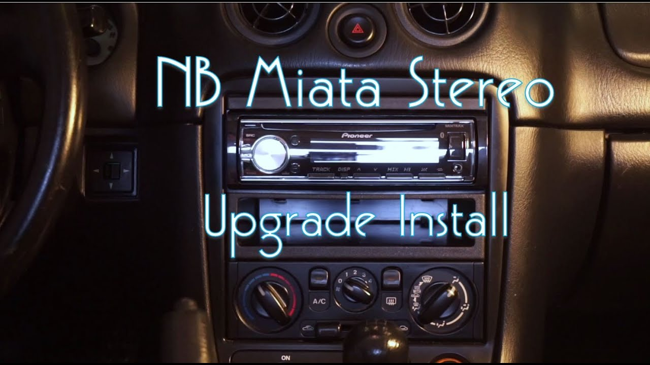 maxresdefault nb miata stereo install youtube Chevy Wiring Harness at gsmportal.co