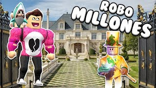 ROBUX MILLION THEre EN ROBLOX Cerso Roblox