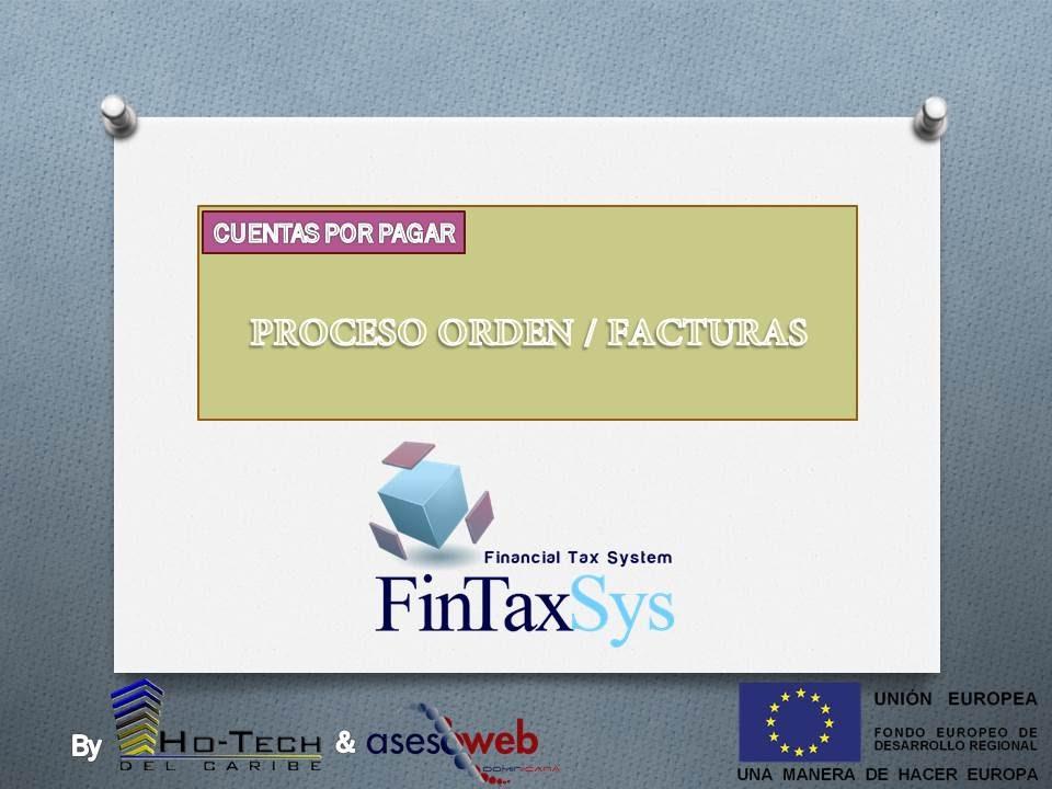 Cuentas por pagar - Proceso Orden / Facturas - YouTube
