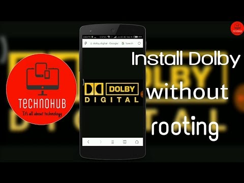 How to install Dolby digital equalizer in android without root | Technohub