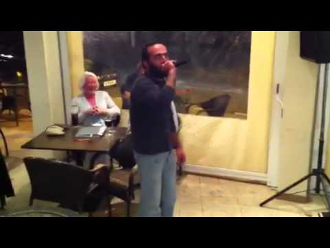 Crazy Cyprus karaoke