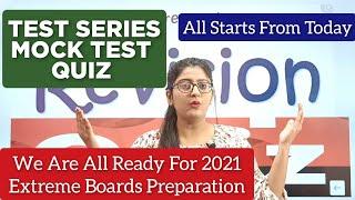 Biggest Gift For Boards Preparation From Simran Sahni|Test Series|Mock Test|Quiz|Ab 40/40 Pakke