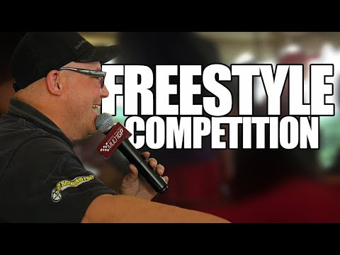 VORT3X And Le Drib Enter A Freestyle Contest