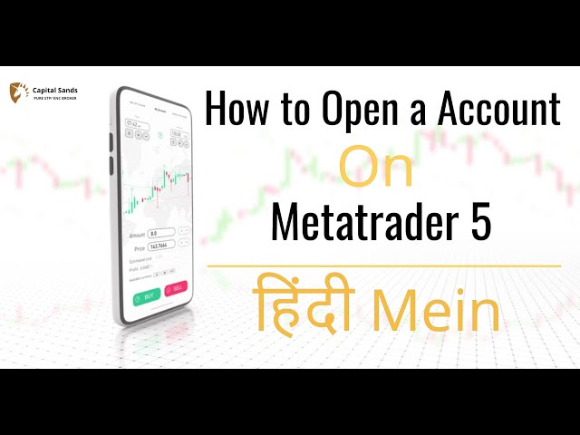 How to Open a Real Account on Metatrader 5