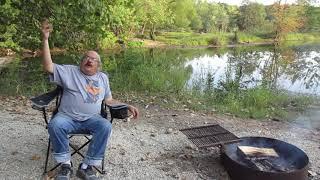 Camping Indiana Information