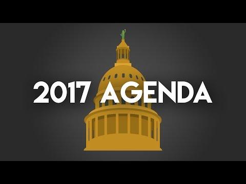 Texas Legislature 2017 Agenda