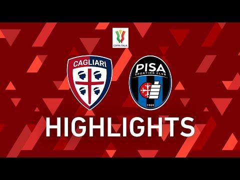 Cagliari Pisa Goals And Highlights
