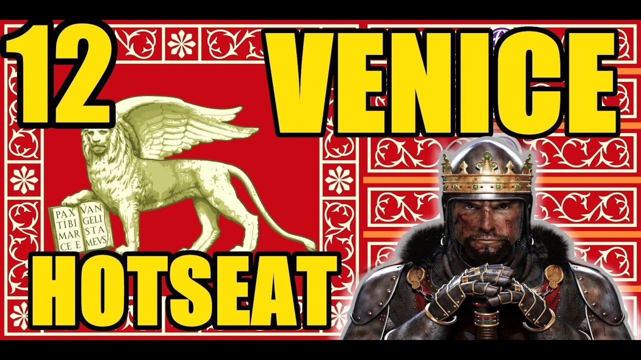 M2TW: Grand Campaign Hotseat - Venice #12 - YouTube
