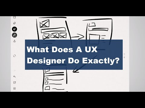 What Does a User Experience Designer Do? Job Role and Deliverables