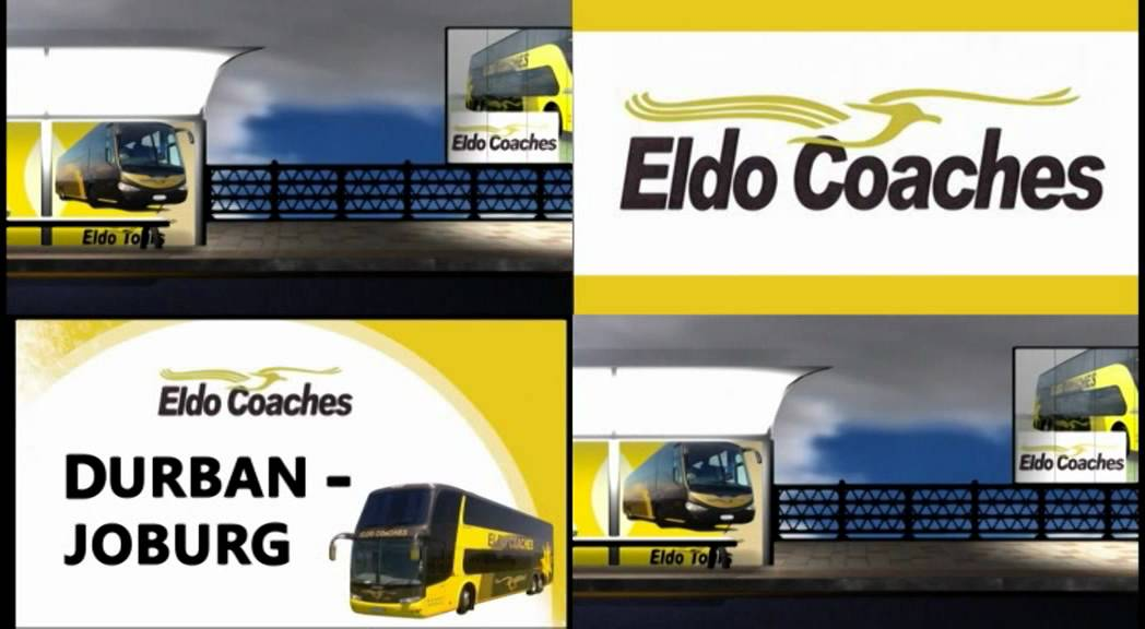 Eldo coaches checkers client copy render - YouTube