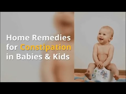 30 Indian Home Remedies for Constipation in Babies ,Toddlers