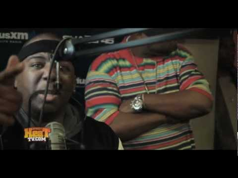 ERICK SERMON LIVE AT SHADE 45 WITH KAY SLAY(FIRST APPEARANCE SINCE HEART ATTACK)