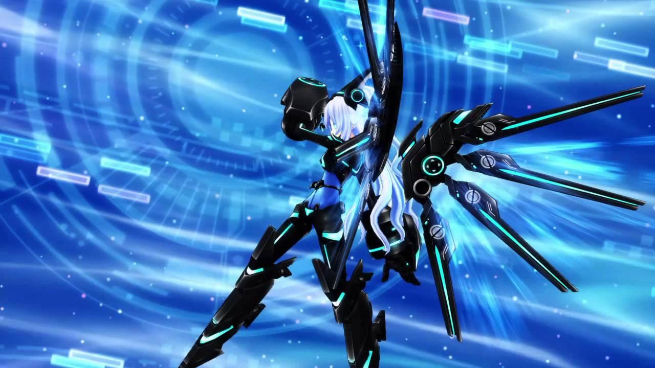 Megadimension Neptunia VII - Noire Next Form + Skill Fall Slash ...