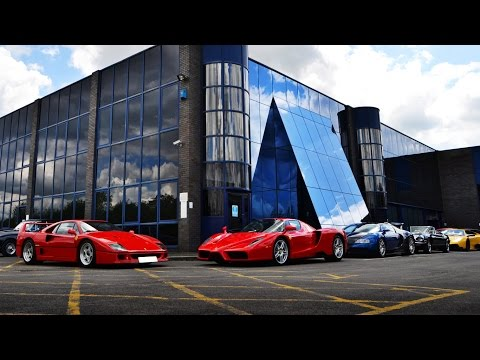 Universal Classic Cars - Exclusive inside look!