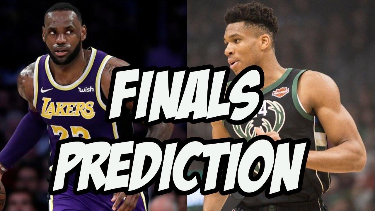 2020 Nba Finals Prediction Lebron S 4th Ring