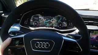 Все, что нужно знать о DSG на новой Audi A6 (2018)
