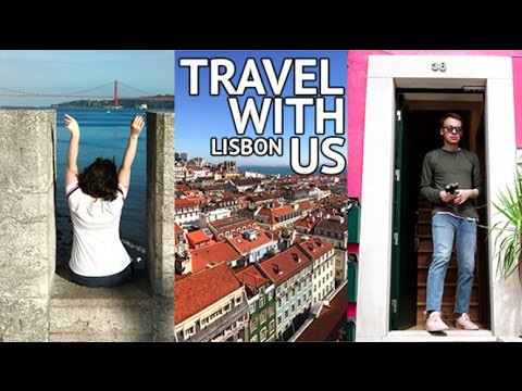 THE MOST BEAUTIFUL CITY VISITIED YET! Lisbon VLOG 1