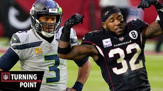How the Cardinals Pass Rush Knocked Out Russell Wilson   NFL Turning Point
